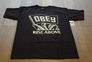 OBEY RISE ABOVE
