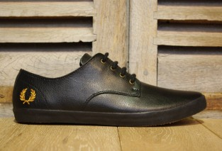 FREDPERRY FOXX LEATHER