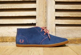 FREDPERRY ROOTS UNLINED SUEDE
