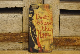 OBEY DON'T BELIEVE THE HYPE COQUE IPHONE4