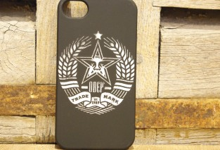 OBEY TRADEMARK COQUE IPHONE