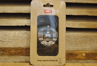 OBEY TRADEMARK COQUE IPHONE5
