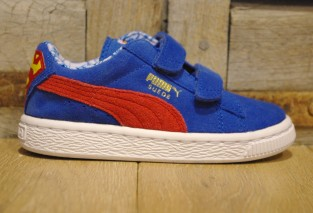 PUMA SUEDE SUPERMAN 35765401