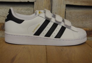 ADIDAS SUPERSTAR FONDATION VELCRO B26070