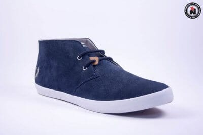 Fred Perry BYRON MID SUEDE