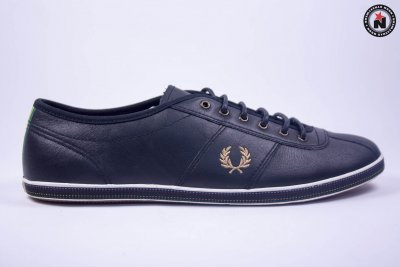 Fred Perry HAYES UNLINED LEATHER