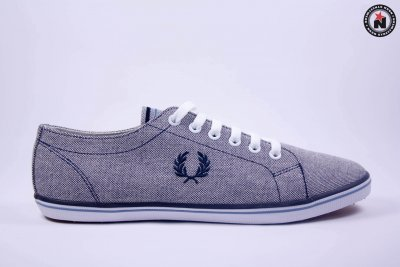 Fred Perry KINGSTON 2 TONE CANVAS