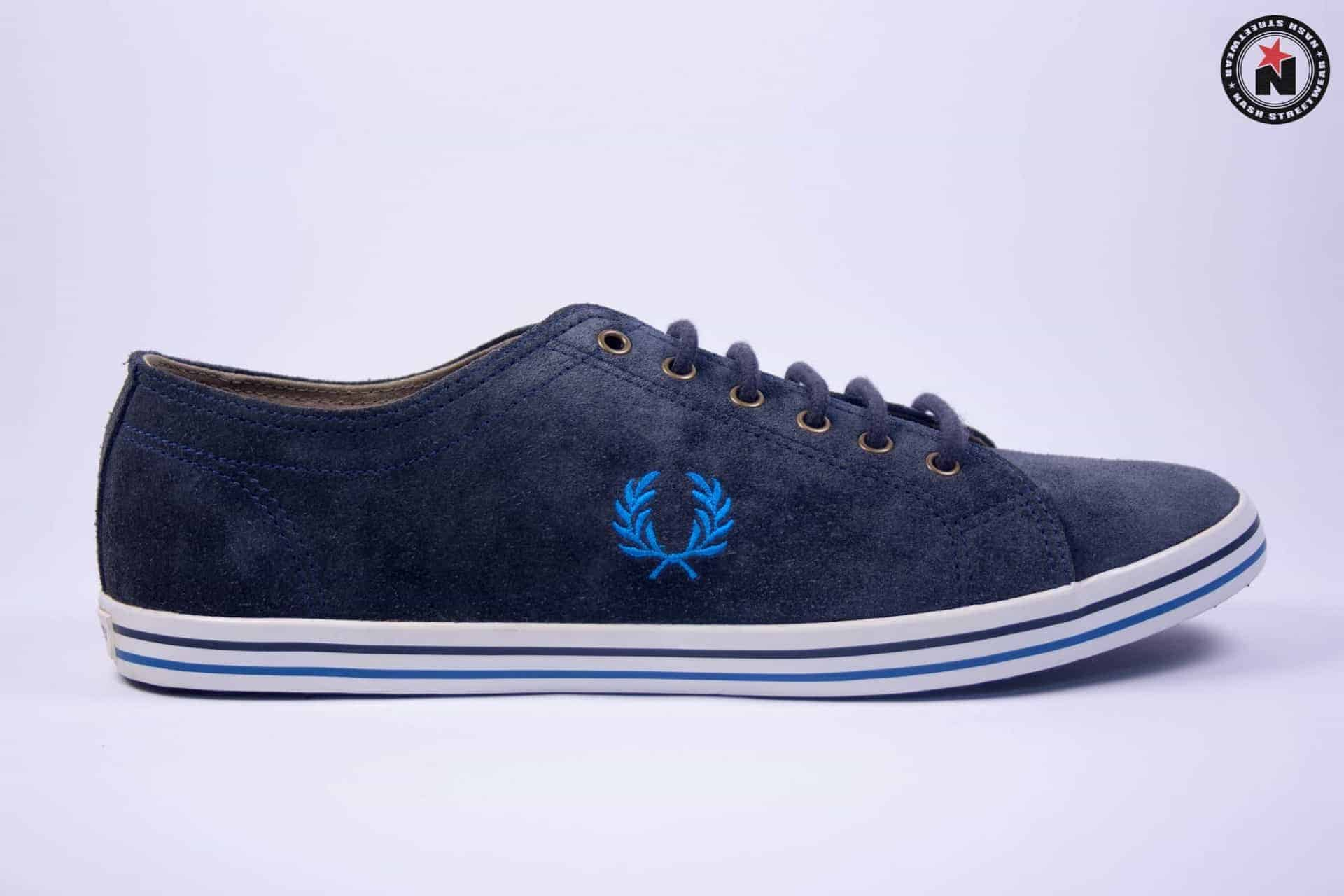 Fred Perry KINGSTON SUEDE - Chez Nash
