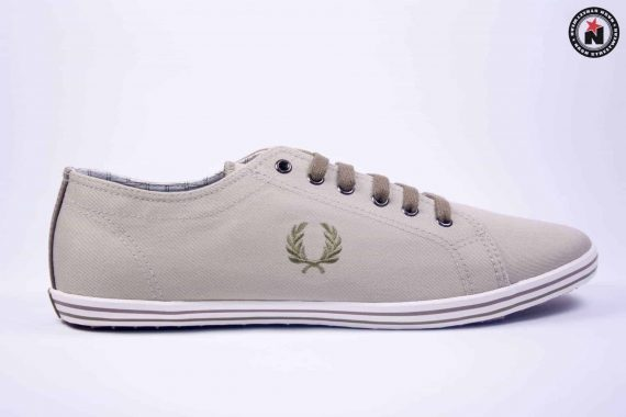 Fred Perry KINGSTON TWILL TIPPED