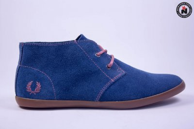 Fred Perry ROOTS UNLINED SUEDE