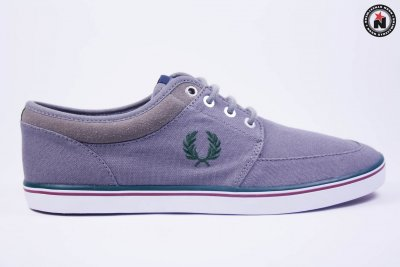 Fred Perry STRATFORD CANVAS
