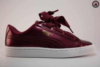 Puma BASKET HEART GLAM JR