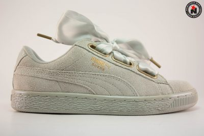 Puma SUEDE HEART SATIN