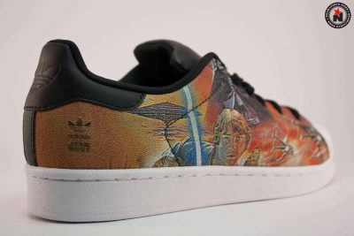 Adidas SUPERSTAR STAR WARS J