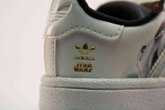 Adidas SUPERSTAR STORMTROOPER STAR WARS