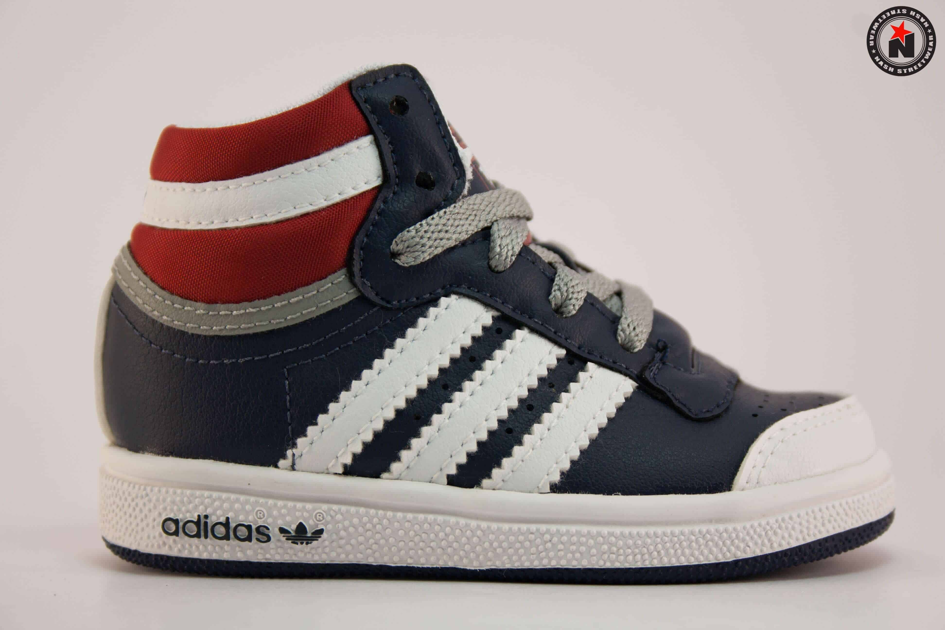 new arrival 6f7f2 3a944 Adidas TOP TEN HI - Chez Nash